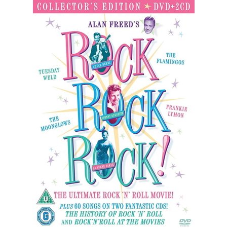 Rock Rock Rock! (Collector's Edition) (DVD + CD) (Johnny Burnette And The Rock And Roll Trio)