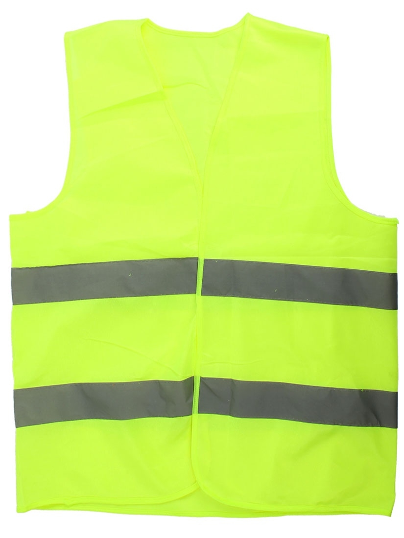 Visibility Reflective Traffic Safety Security Waistcoat Vest
