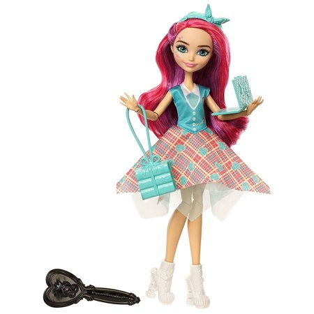 Ever After High Back to School Meeshell Mermaid Doll - Ever After High Cerise Wolf