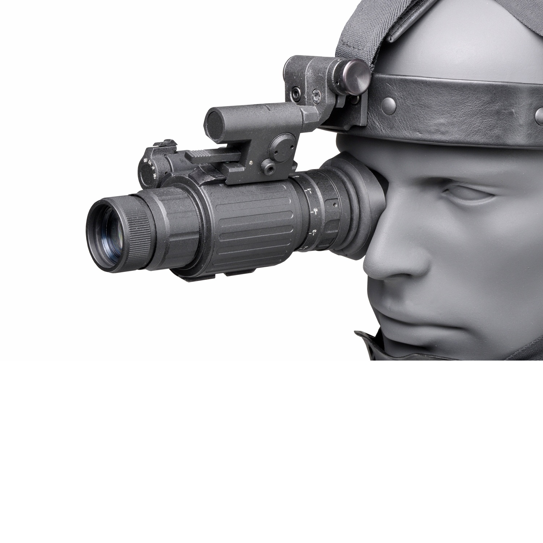 Luna Optics Head Mask System for Gen 2+ Monoculars by LUNA OPTICS