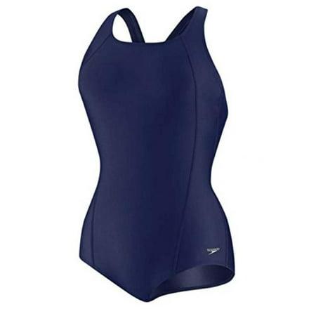 aefdceb7e5b Speedo 7235054 Women s Plus-size Ultraback One-piece Swimsuit