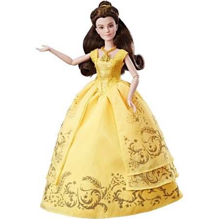 Belle The Princess (Disney Beauty and the Beast Enchanting Ball Gown)
