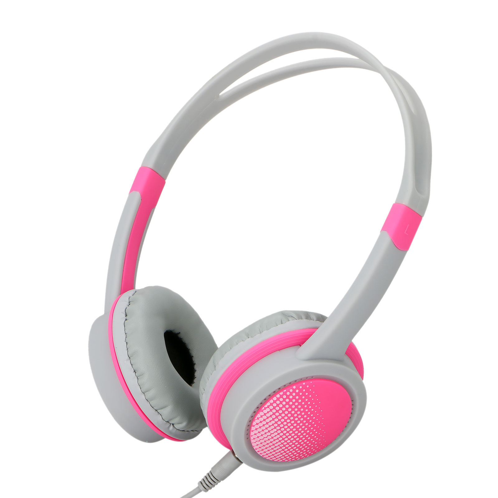 3.5mm Wired Kids Children Headphones Headsets Compatible with Cell Phones iPad Tablets PC Computer MP4 MP3