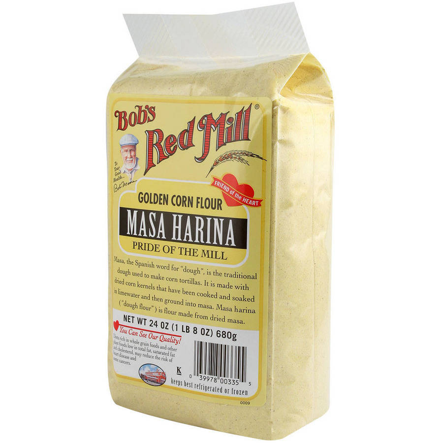 Bob's Red Mill Corn Masa Harina Flour, 24 oz (Pack of 4) by Generic