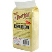 Bob's Red Mill Corn Masa Harina Flour, 24 oz (Pack of 4)