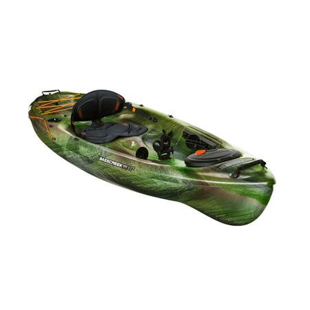 Pelican Kayak BASSCREEK 100XP Sit-On-Top Fishing Kayak