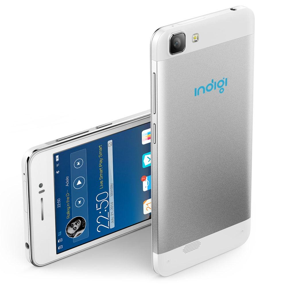 """inDigi 5.5"""" HD  V19 (Factory Unlocked) 3G Android 4.4 Kit..."""
