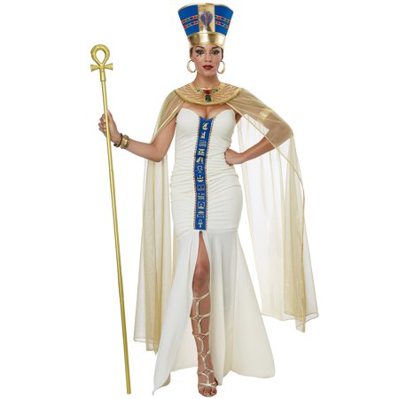 Queen of Egypt Adult Costume - Egyptian King Costume