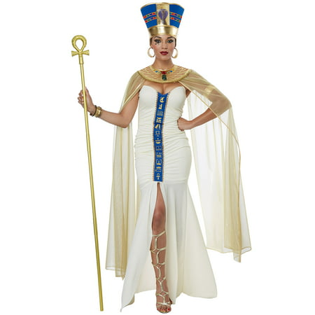 Queen of Egypt Adult Costume - Egyptian Costume For Men