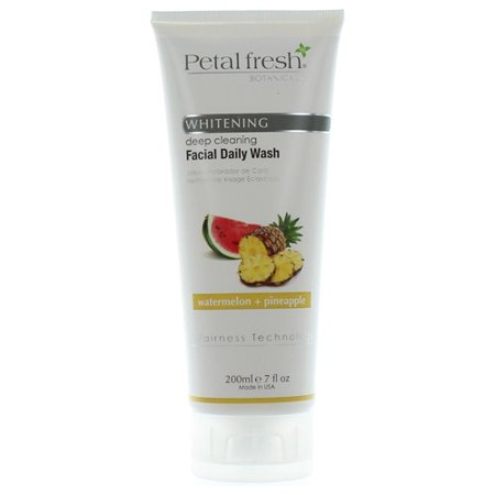 Petal Fresh Botanicals Whitening Watermelon Pineapple Facial Daily Wash All Skin
