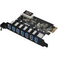 7 Ports to PCIe Host USB Adapter for Desktop Computer