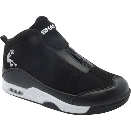 c0752c7f8346 Starter - Shaq Boys Athletic Zip Shoe - Walmart.com