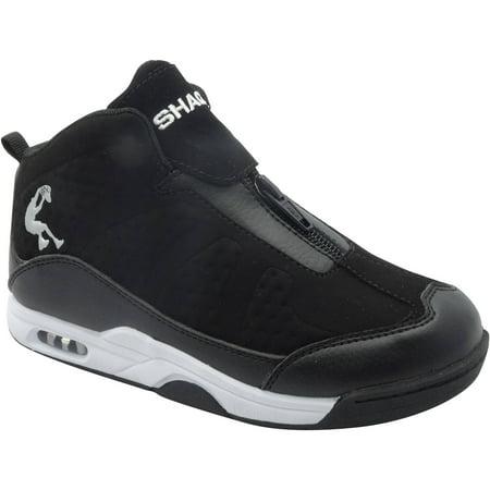 40c93f77105 Shaq Boys Athletic Zip Shoe