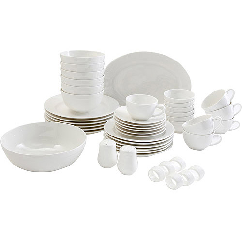 sc 1 st  Walmart : gibson white dinnerware sets - pezcame.com