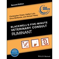 Blackwell's Five-Minute Veterinary Consult: Blackwell's Five-Minute Veterinary Consult: Ruminant (Hardcover)