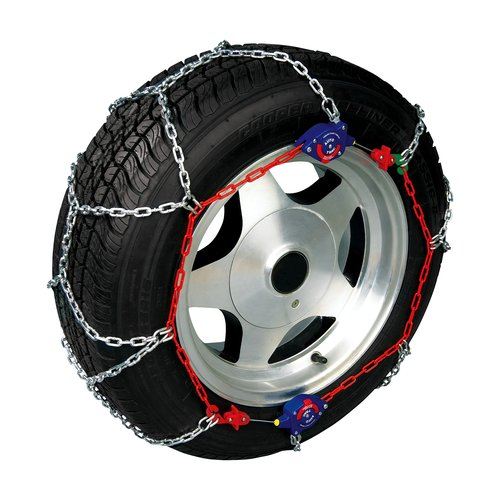Peerless Chain AutoTrac Passenger Tire Chains, #0154010 by Peerless Chain Company