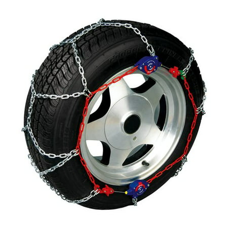 Peerless Chain AutoTrac Passenger Tire Chains, #0154010