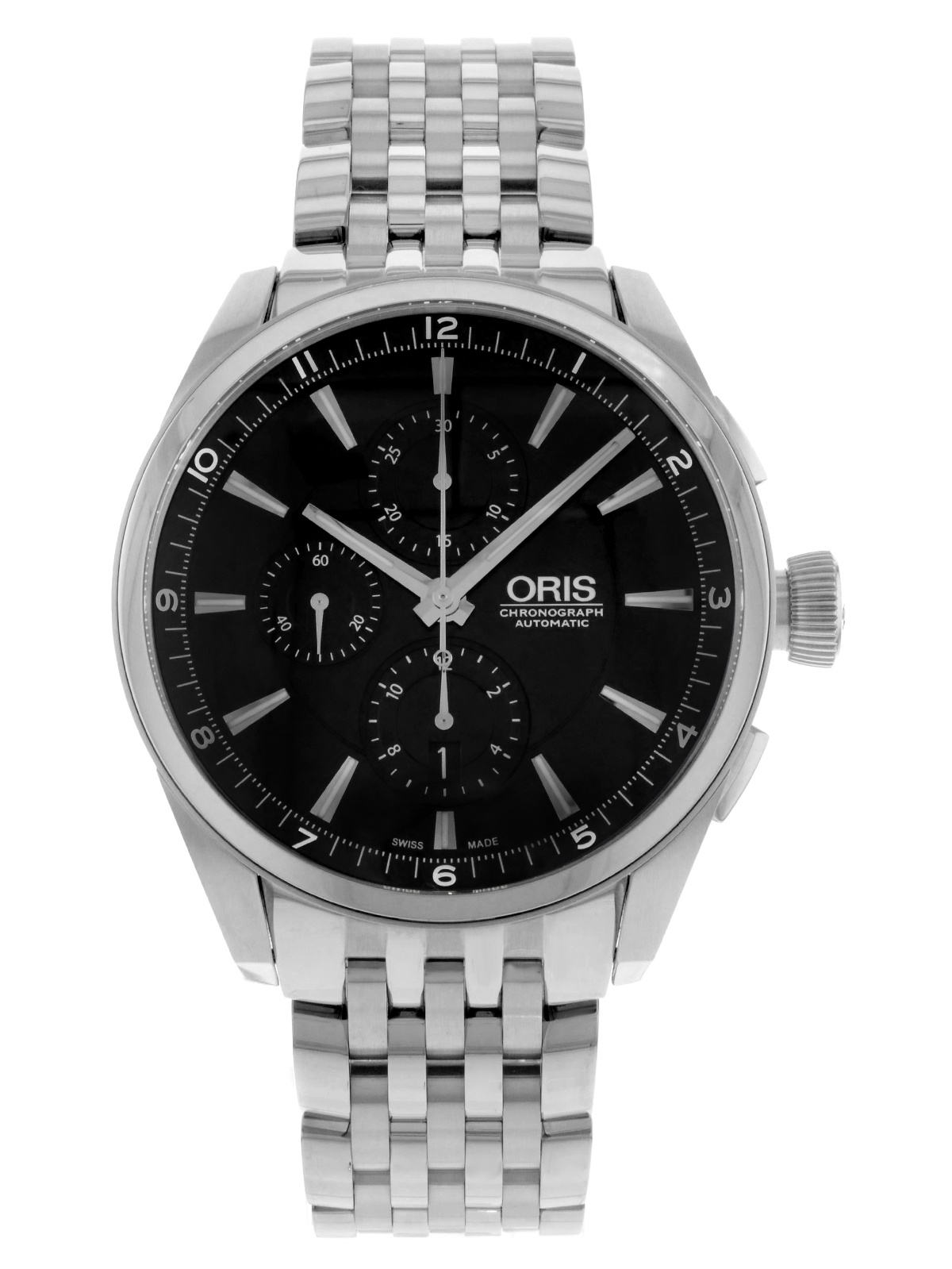 Artix 674-7644-4054MB Stainless Steel Automatic Men's Watch (Unworn) No Box Papers