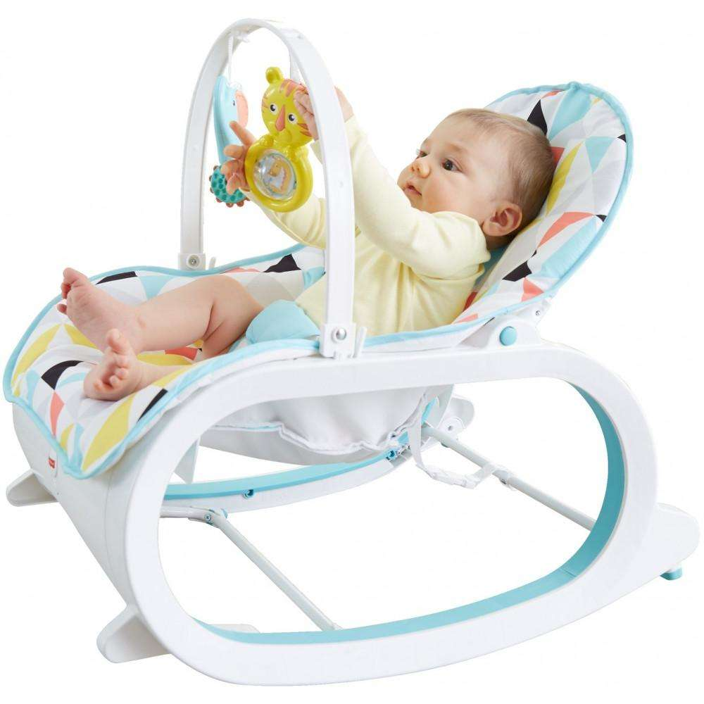 Infant to Toddler Rocker Bouncer Seat Baby Chair Sleeper Swing Toy Portable NEW  sc 1 st  eBay & Infant to Toddler Rocker Bouncer Seat Baby Chair Sleeper Swing Toy ...