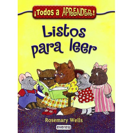 Listos Para Leer = Ready to Read (Coleccion Rascacielos) (Spanish Edition) [Apr 01, 2003] Wells, Rosemary