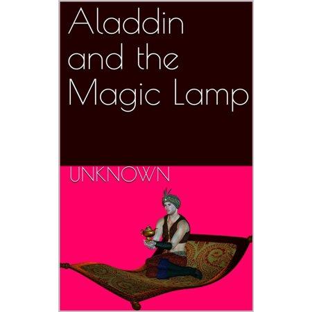 Aladdin and the Magic Lamp - eBook
