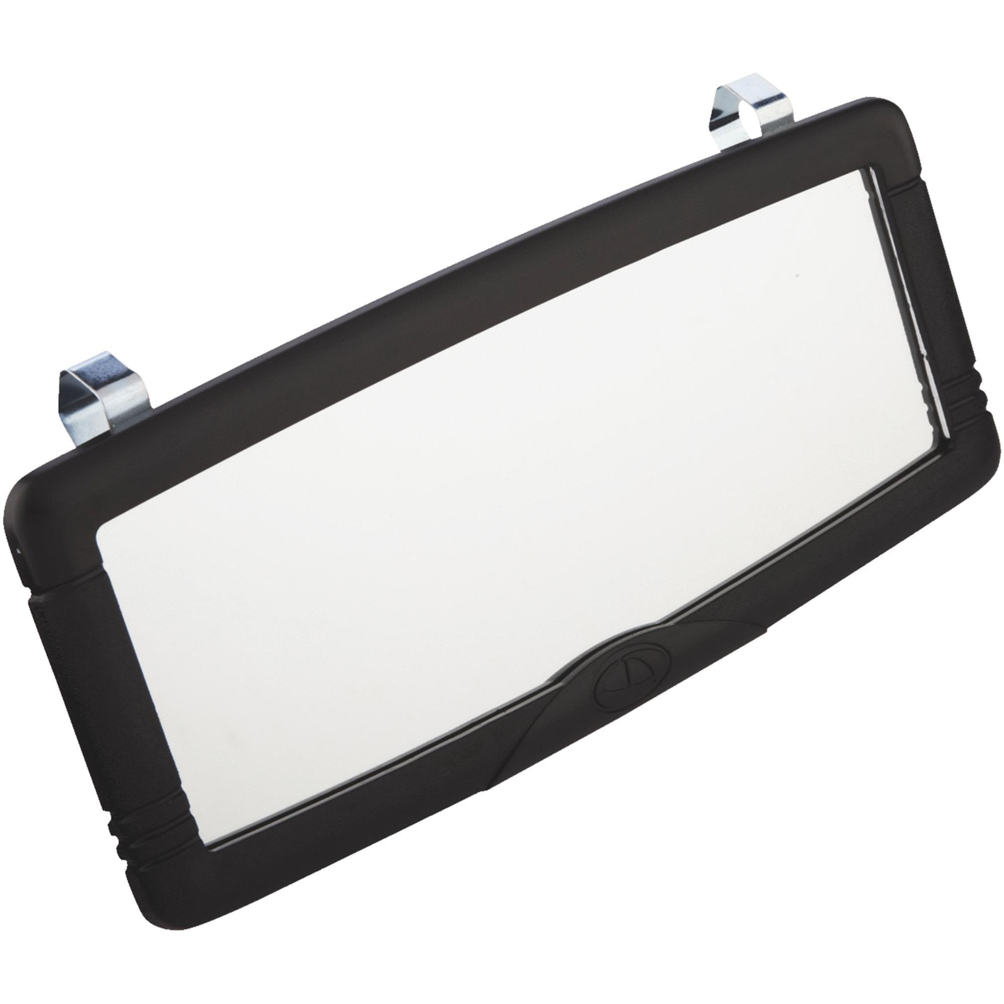 Deluxe Visor Mirror