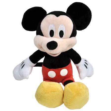 Mickey Mouse Plush Doll 11 Inches - Mickey Mouse Mickey