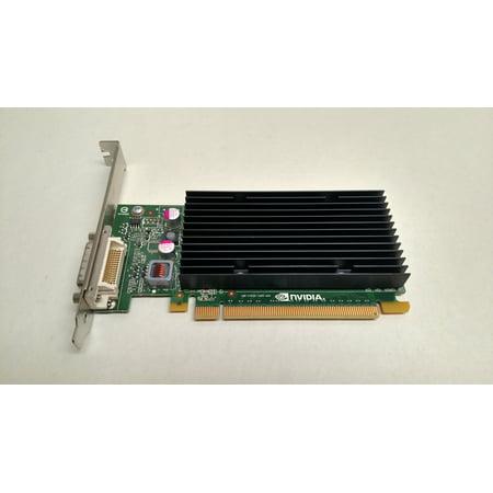 Refurbished Nvidia Quadro NVS 300 512MB GDDR3 SDRAM PCI Express x16  Video Card ()