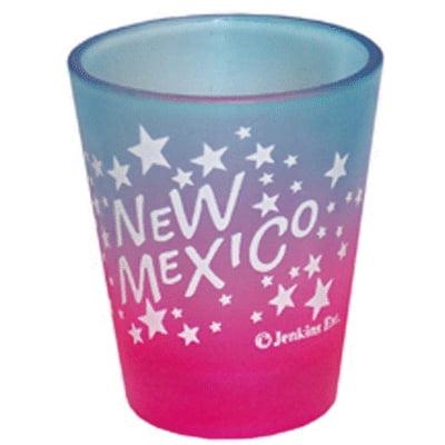 "Ddi New Mexico Shot Glass 2.25h X 2"" W Multi Clr Stars (pack Of 72)"