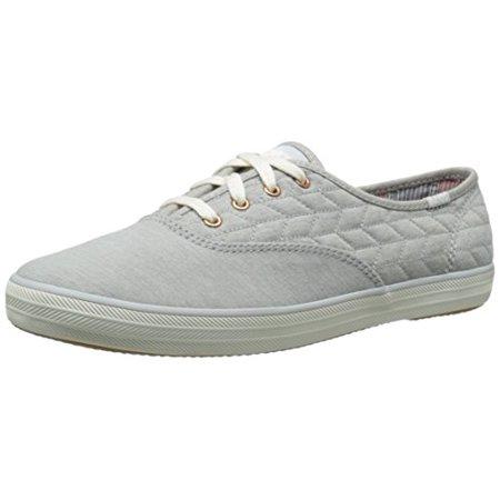 efc23cb89a30c1 Keds - Keds Women s Champion Quilt Jersey Fashion Sneaker - Walmart.com