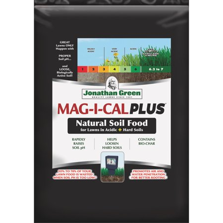Jonathan Green MAG-I-CAL Plus Lawn Fertilizer For Acidic Soil