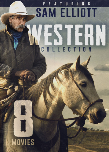 8-Movie Western Collection DVD by