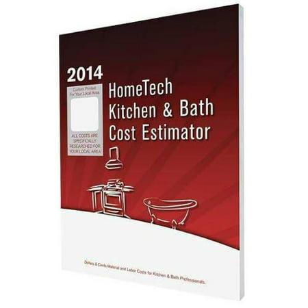 HOMETECH CA 03 KB Kitchen and Bath Estimator,Los Angeles - Walmart.com