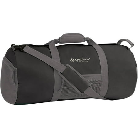 c2e618aadd Stansport Deluxe Military Style Duffle Bag – Black – BrickSeek