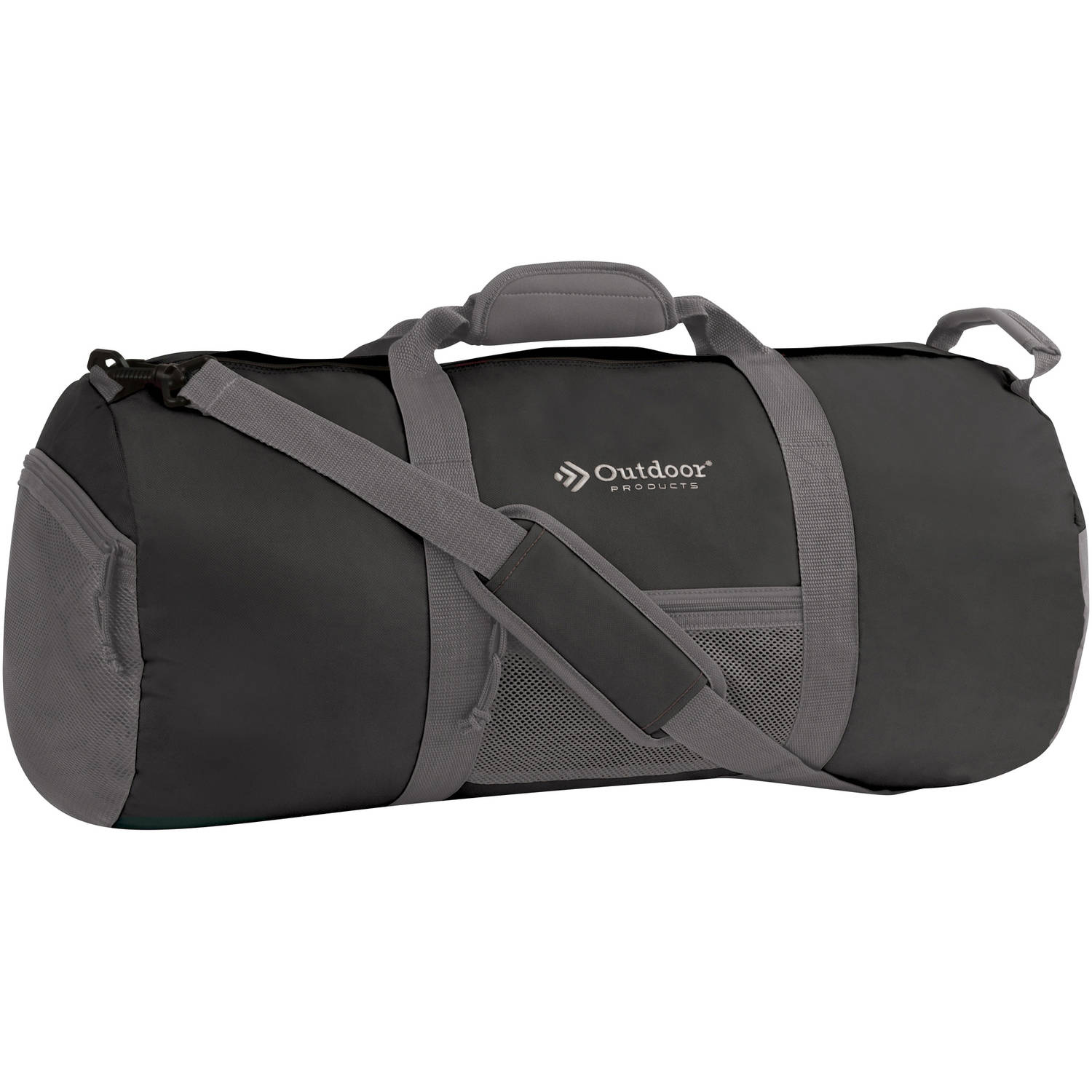 Outdoor® Products Large Travel Duffle with Bonus Travel Pouch, Black