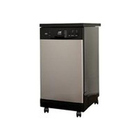 Sunpentown 18 Inch Portable Dishwasher Stainless Steel Walmartcom