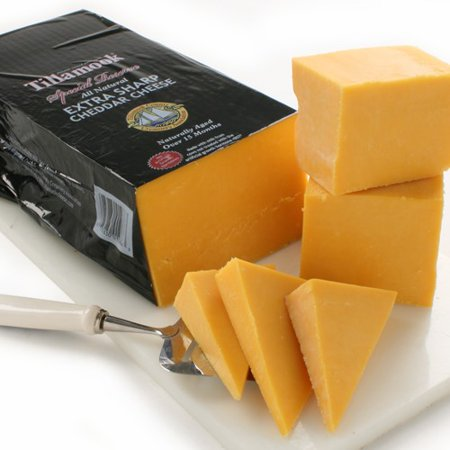 Tillamook Special Reserve Extra Sharp Cheddar (7.5 - Low Fat Cheddar Cheese