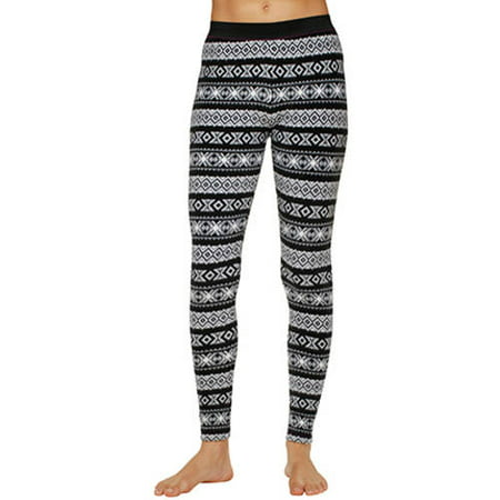 ClimateRight by Cuddl Duds Womens and Womens Plus Fleece Long Underwear