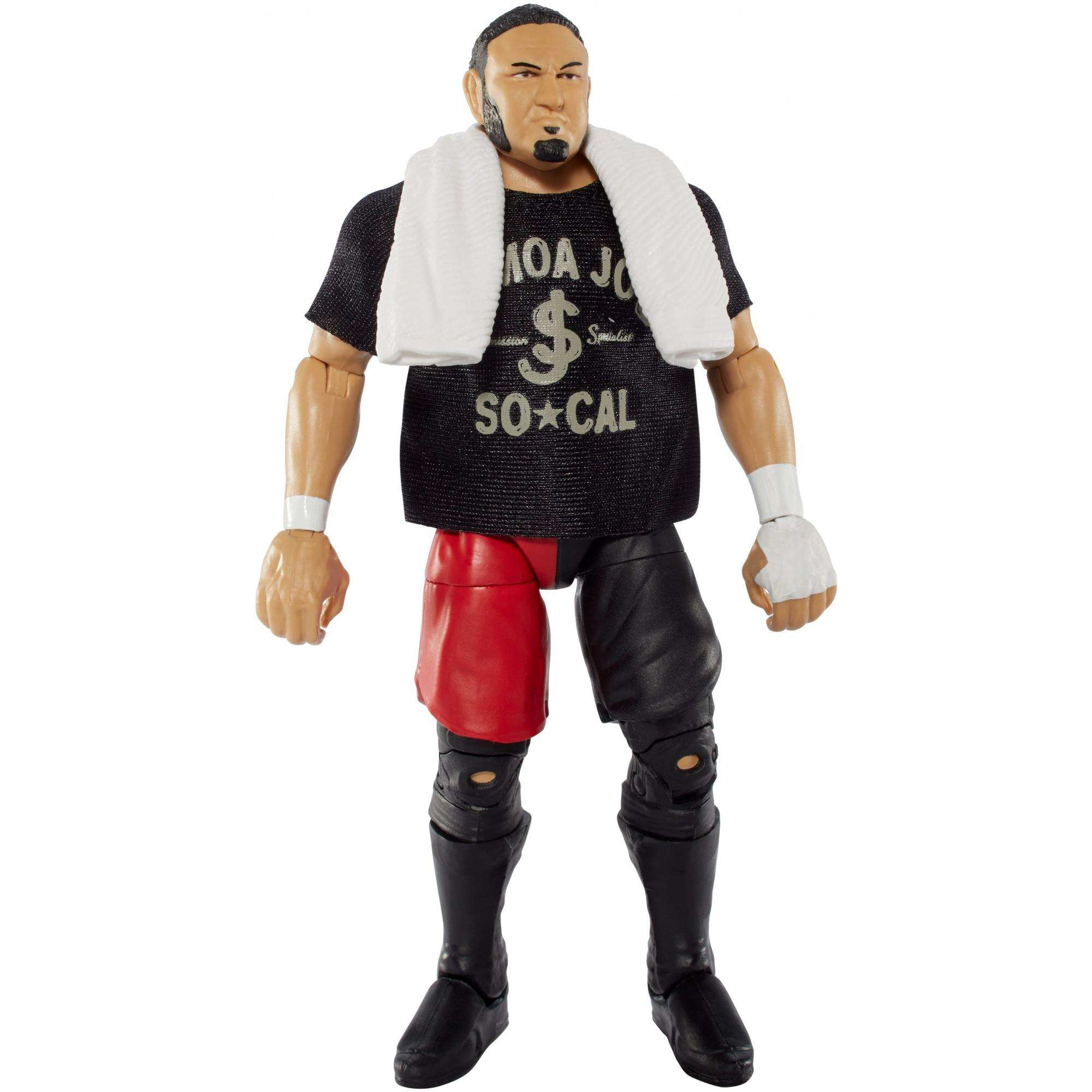 WWE Elite Samoa Joe Figure
