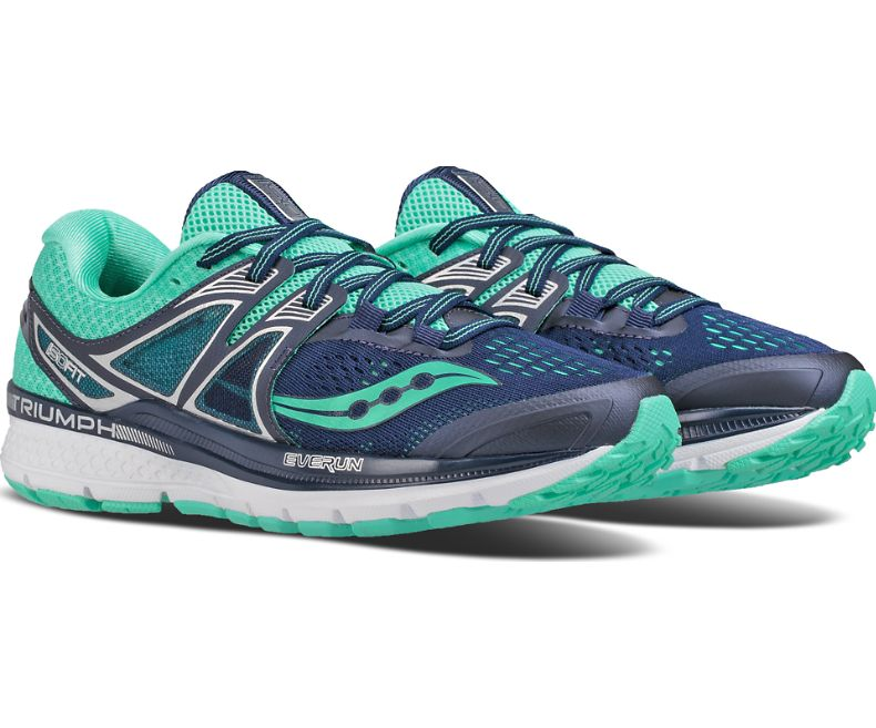 Saucony W Triumph Iso 3 Running Shoes ( S10346 ) by SAUCONY