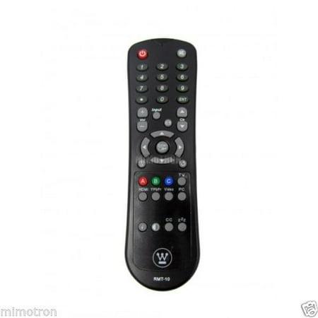 Genuine WESTINGHOUSE RMT-10 TV REMOTE CONTROL
