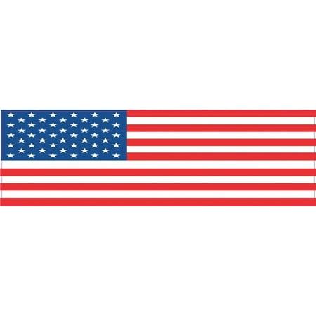 State Flag Bumper Sticker - 10