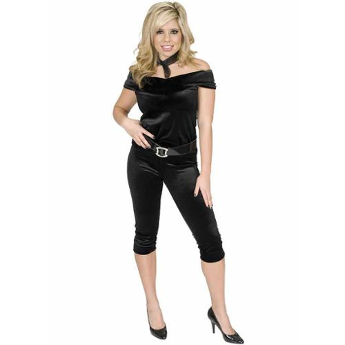 Adult Dance Queen Costume Charades 2023, Extra Small