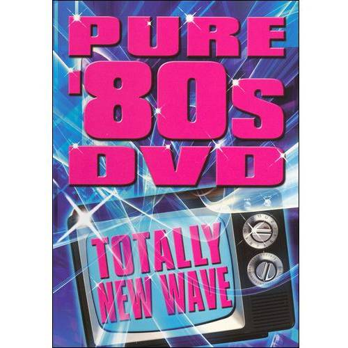 Pure '80s DVD: Totally New Wave (Music DVD)