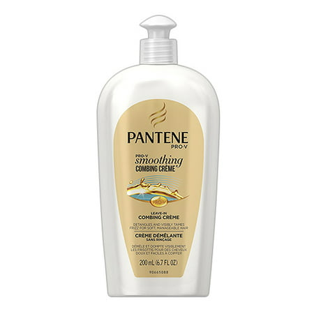 Pantene Pro-V Smoothing Leave-In Combing Creme For Strong Hair, 6.7 Oz