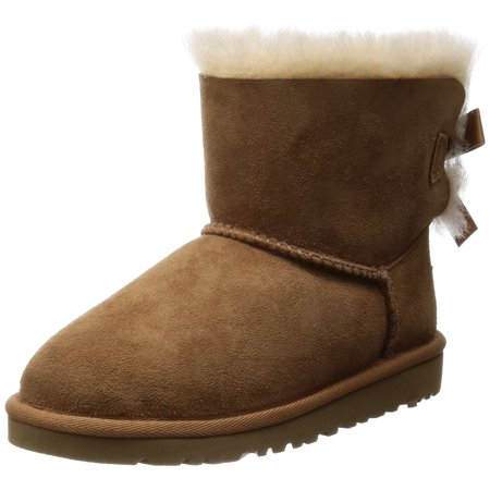 Ugg Kids Mininfant Bailey Bow Boots Chestnut