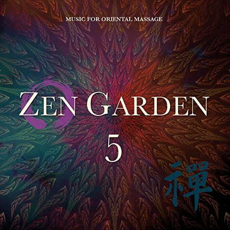 - Stuart Michael - Zen Garden 5 (Music for Oriental Massage) [CD]