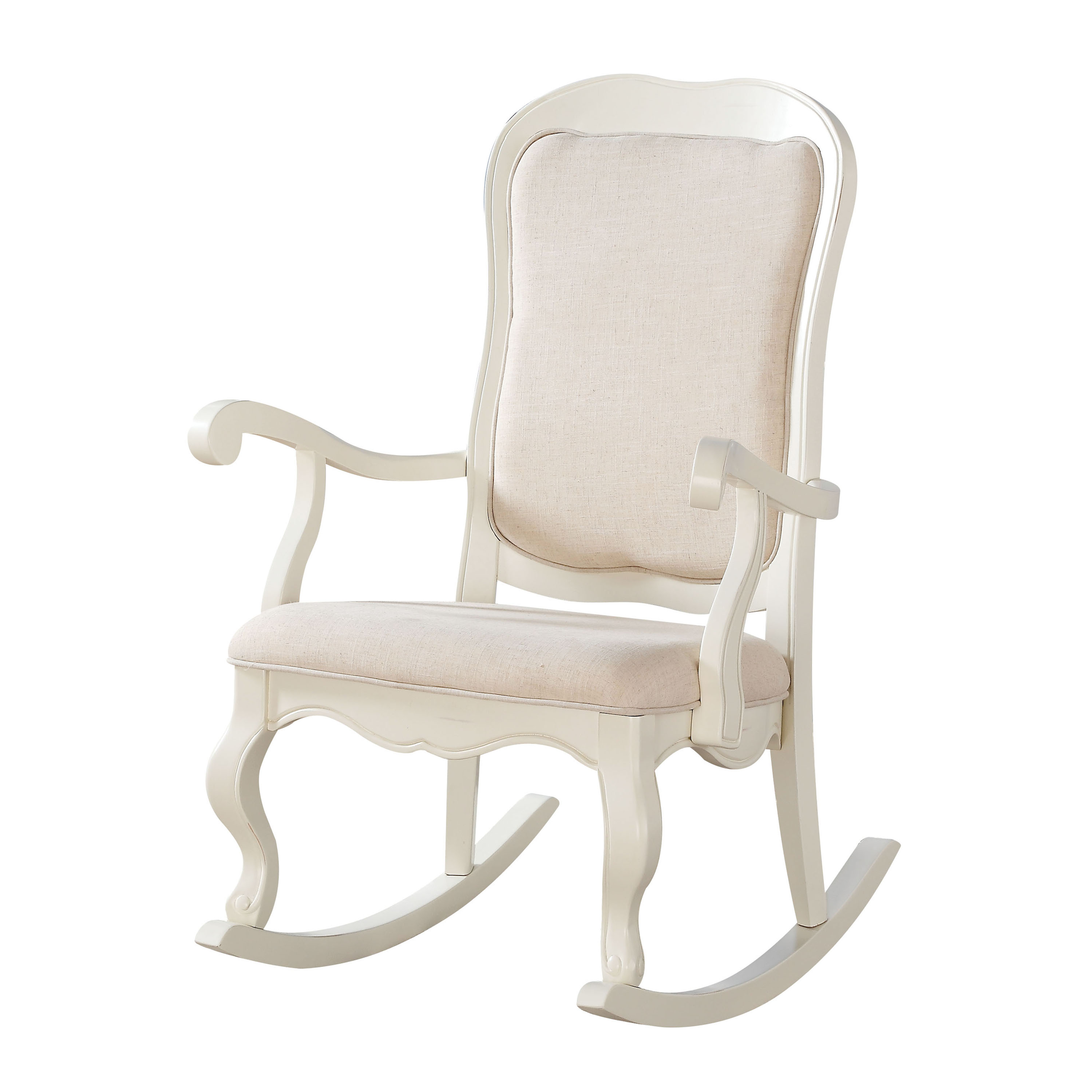 Acme Furniture Sharan Rocking Chair Solid by Acme Furniture