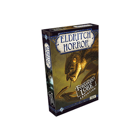 Eldritch Horror: Forsaken Lore Expansion Strategy - Halloween Horror Game