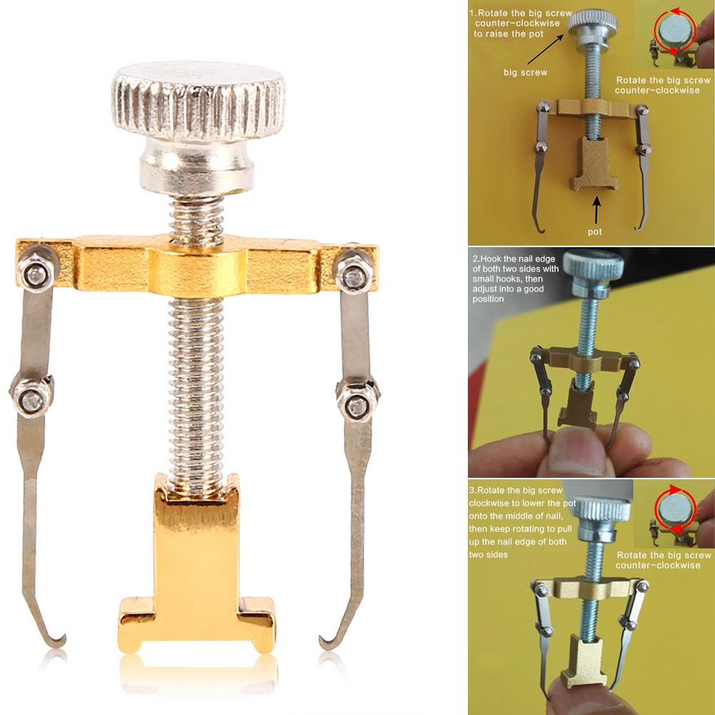 WALFRONT Professional Ingrown Toe Nail Recover Correction Fixer Manicure  Pedicure Nails Care Tool, Manicure Tool, Pedicure Tool - Walmart.com